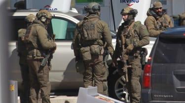 Nova Scotia shootings