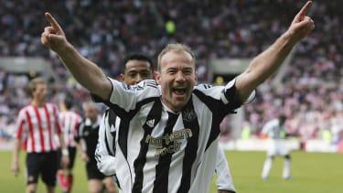 Newcastle and Blackburn legend Alan Shearer is the Premier League's record scorer with 260 goals