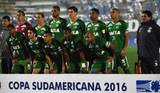 Chapecoense football team