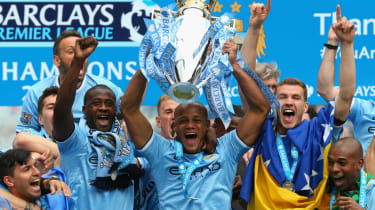 Vincent Kompany Manchester City MBA ticket prices