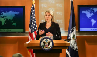 Heather Nauert, Department of State