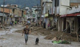 Mudslides in Mocoa, Colombia
