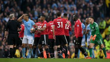 Man City vs. Man Utd Premier League