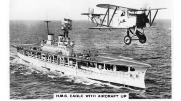 HMS Eagle