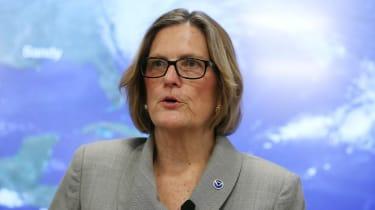 Former Nasa astronaut Kathryn D. Sullivan