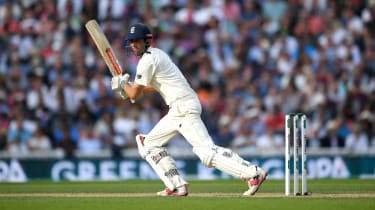 Alastair Cook England vs. India 5th Test The Oval