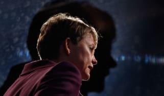 Labour's Shadow home secretary Yvette Cooper