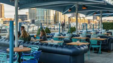 The Waterside - London restaurant