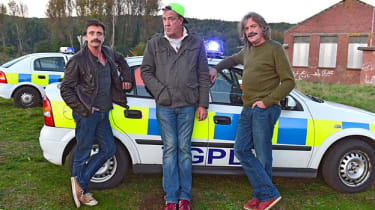 Top Gear police