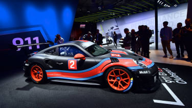 Porsche 911 GT Clubsport