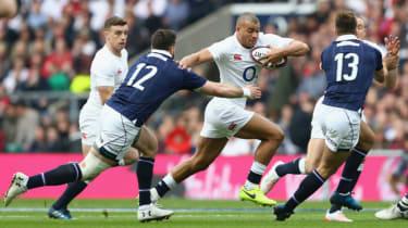 Jonathan Joseph England Rugby