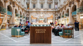 Fortnum and Mason at the Royal Exchange
