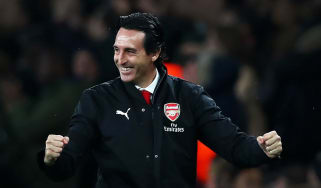 Arsenal manager Unai Emery has a number of selection issues for the game against Liverpool