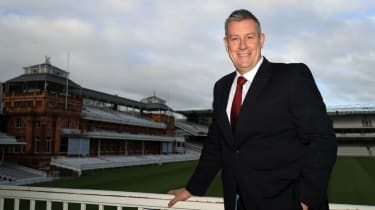Ashley Giles has been appointed managing director of England men's cricket