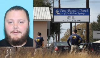 Texas shooter Devin Kelley was court-martialled by the Air Force in 2014