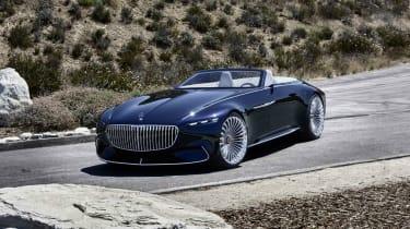 Mercedes-Maybach Pebble Beach