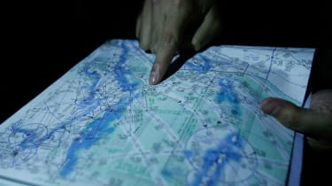 Search teams hunt the wreckage of flight MH370