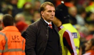 Brendan Rodgers Liverpool manager