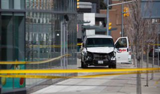 Toronto van attack suspect might be linked to misogynist online group