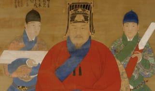 Portrait of Yang Hong (1381-1451), Ming Dynasty