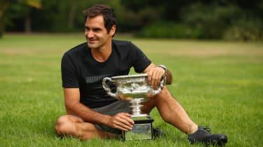 Roger Federer Australian Open tennis grand slams