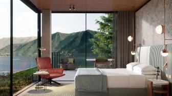 Il Sereno's Penthouse Suite
