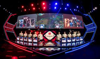 League of Legends Esports China Hangzhou