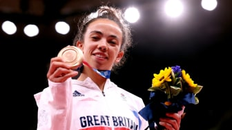 Chelsie Giles Team GB judo