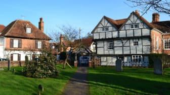 Cobham in Surrey
