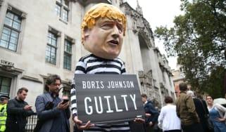 Boris Johnson Supreme Court