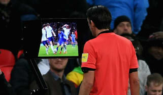 VAR Uefa Champions League video assistant referees
