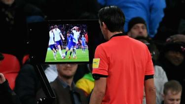 VAR Uefa Champions League video assistant referees