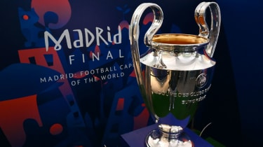 The 2019 Uefa Champions League final will be held at the Estadio Metropolitano in Madrid