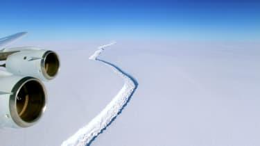 Larsen C Antarctica