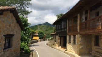 El Mortorio in Asturias, Spain; Iberia North