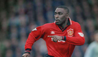 Andrew Cole, Manchester United
