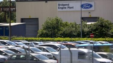 Ford bridgend