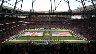 NFL at the Tottenham Hotspur Stadium in 2019