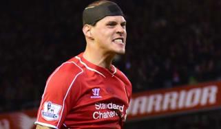 Martin Skrtel of Liverpool FC
