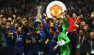 Manchester United, Europa League, 2017