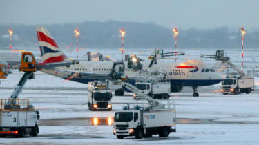 British Airways Heathrow