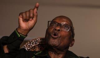 Zuma on trial