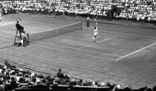 The world's pre-eminent tennis tournament blends technology with tradition