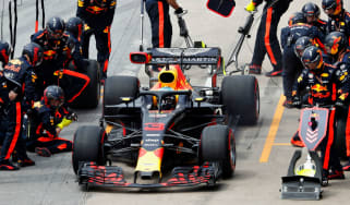 F1 Red Bull Racing Honda engine deal