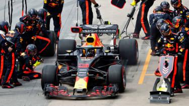 F1 Red Bull Racing Honda engine deal