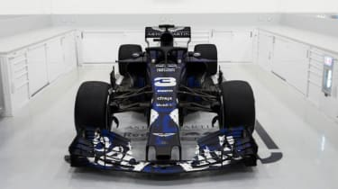 Red Bull Racing RB14 2018 F1 car launch