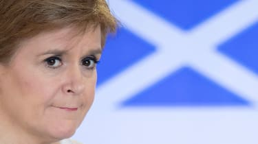 Nicola Sturgeon, SNP leader