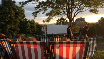 Exeter's Big Screen in the Park