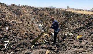 Ethiopia crash