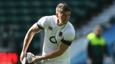 Owen Farrell South Africa vs. England rugby union Tests